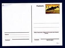 AUSTRIA - Cart. Post. - 1988 - Salmone del Danubio (pesce) - 4S