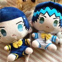JoJo's Bizarre Adventure Higashikata Josuke Rohan Kishibe Plush Doll Toys 20cm