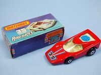 Matchbox No 35 Fandango Red ORIGINAL Box ROLAMATICS COLLECTIBLE TOY CAR
