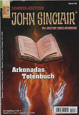 JOHN SINCLAIR SONDEREDITION Nr. 56 - Arkonadas Totenbuch - Jason Dark