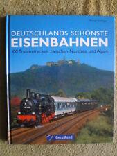 Deutschland schönste Eisenbahnen - 100 Traumstrecken Ostbahn Mosel Marschbahn