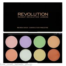 Makeup Revolution Cream Face Base Colour Corrector