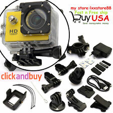 New 12MP SJ4000 1080P Full HD Outdoor Sports Digital Action Camera DV/CAR  WP EK