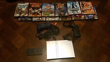 Playstation 2 Video Game Console Accessories Bundle