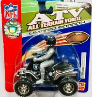 NFL Oakland Raiders ATV Limited Edition Free Shipping