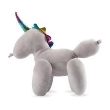 Fringe Studio Unicorn Balloon Animal Plush Squeaker Dog Toy
