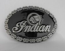 Indian Motorcycles  Metal Belt Buckle Motorcycle Belt Buckle