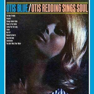 OTIS REDDING OTIS BLUE 180 GRAM BLUE VINYL LP (Released October 2012)