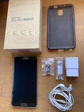 Samsung Galaxy Note 3 SM-N900T - 32GB - Black (T-Mobile) Smartphone BUNDLE