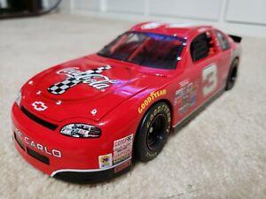 Dale Earnhardt #3 Coca Cola Chevrolet Monte Carlo 1:18 scale diecast model