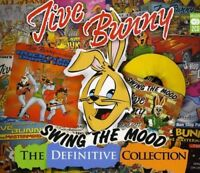 JIVE BUNNY - SWING THE MOOD: DEFINITIVE COLLECTION 2 CD NEW!