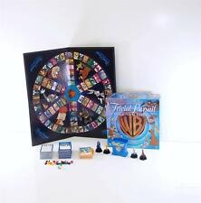 TRIVIAL PURSUIT WARNER BROS. ALL FAMILY EDITION 1999 100 % COMPLETE FAMILY GAME