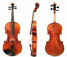Old Spruce and Maple Professional Violin 4/4 Full Size,Dominant + Despiau Bridge