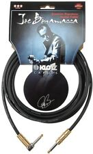 Klotz Joe Bonamassa Guitar Kabel - 6,0 Meter - Klinke/Winkel