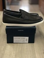 Cole Haan Hyannis Penny Loafer II Black Leather C26427 Men's Size 9