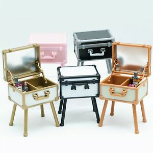 Blind Box 1:6 Dollhouse Miniature Luggage Trunk Suitcase Accessory 1 Random Toy