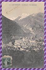 Postcard - Cauterets - The Monne - view general