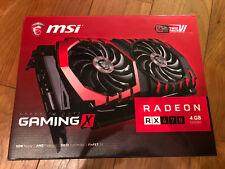 MSI Gaminx X Radeon RX470 4gb