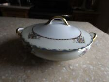 Vintage Noritake Mariana M Japan Covered Round Casserole Dish