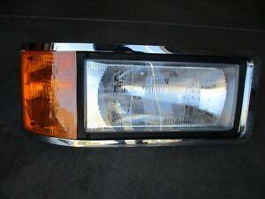 Headlight Assembly Left Dorman HD Solutions 888-5502 for Mack Truck New Open Box