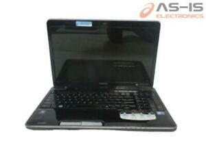 """*AS-IS* Toshiba Satellite A505-S6020 16"""" Core i5 CPU M430 2.27GHz 2GB No HDD"""