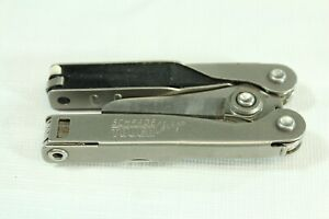 Schrade Touch Chip Silver Multitool - Penny Auction