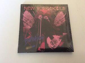 NEW YORK DOLLS. EASY ACTIONS CD ALBUM DIGIPAK NEW AND SEALED.  BOX I