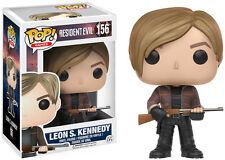 Resident Evil - Leon Kennedy Funko Pop! Games Toy