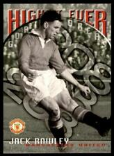 Futera Manchester United 1997 - Jack Rowley (Highest Ever Goal Scorers) No.84