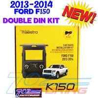 iDATALINK MAESTRO ADS KIT-K150 ADS-KIT-K150 RADIO INSTAL KIT 2010-2014 FORD F150