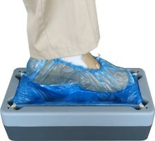 CARPET & FLOOR PROTECTION Easy WALK IN Overshoes DISPENSER + 50 FREE Shoe Covers