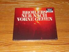 BROILERS - NACH VORNE GEHEN / 3 TRACK MAXI-CD 2014 (NR. 1200) OVP! SEALED!