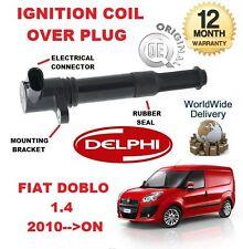 FOR FIAT DOBLO 152 263 1.4 2010-->ON NEW ORGINAL IGNITION COIL OVER PLUG