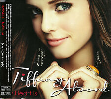 TIFFANY ALVORD-MY HEART IS-JAPAN CD D73