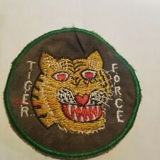 TIGER FORCE -ARVN- SPECIAL FORCES- VIETNAM WAR PATCH