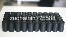 10Pcs Empty black bottle 35mm film cans canisters containers 00112021