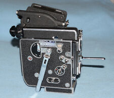 Bolex H16 REX 5 16mm Reflex Movie Camera - Nice One!!! Accepts 400ft Magazines