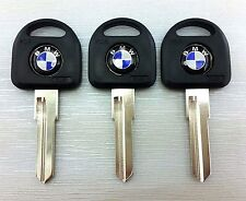 3PCS BMW KEYS BLANK GERMANY 3 5 6 7 M3 M5 E12 E21 E23 E24 E28 E30 FREE SHIPPING