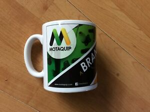 MOTAQUIP collectable Mug, A Brand On The Move