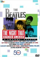 THE BEATLES: THE NIGHT THAT CHANGED AMERICA DVD various performing artists