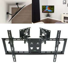 "Low Profile Wall Corner TV Mount Bracket Full Motion 32-65"" for Sony Toshiba LG"