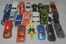 VINTAGE LOT OF 22 DIECAST & Plastic HotWheel Matchbox cars