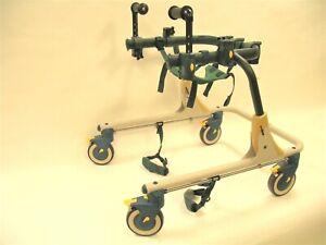 Rifton Pacer K527 Medium Child Gait Trainer Walker for up to 150lbs