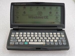 HP 360LX Handheld Palmtop PC QWERTY F1238A Microsoft Windows CE in Portuguese