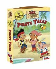 Jake and the Never Land Pirates: Pirate Tales ~ NEW ~ 4 Board Books, Set