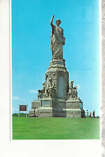 National Monument to the Forefathers  Plymouth MA Postcard 2207