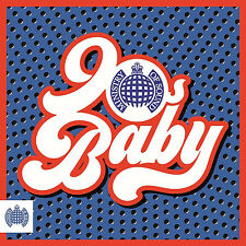 90s Baby Ministry of Sound Various Artists CD 2018