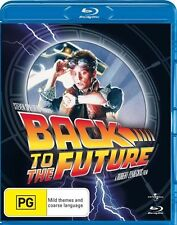 Back To The Future (Blu-ray, 2011) NEW AND SEALED