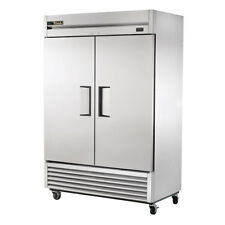 True T-49F-HC Commercial Reach-In Solid Swing Door Freezer