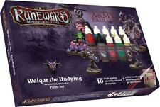 The Army Painter Runewars: Waiqar the Undying 10 Bottle Paint Set